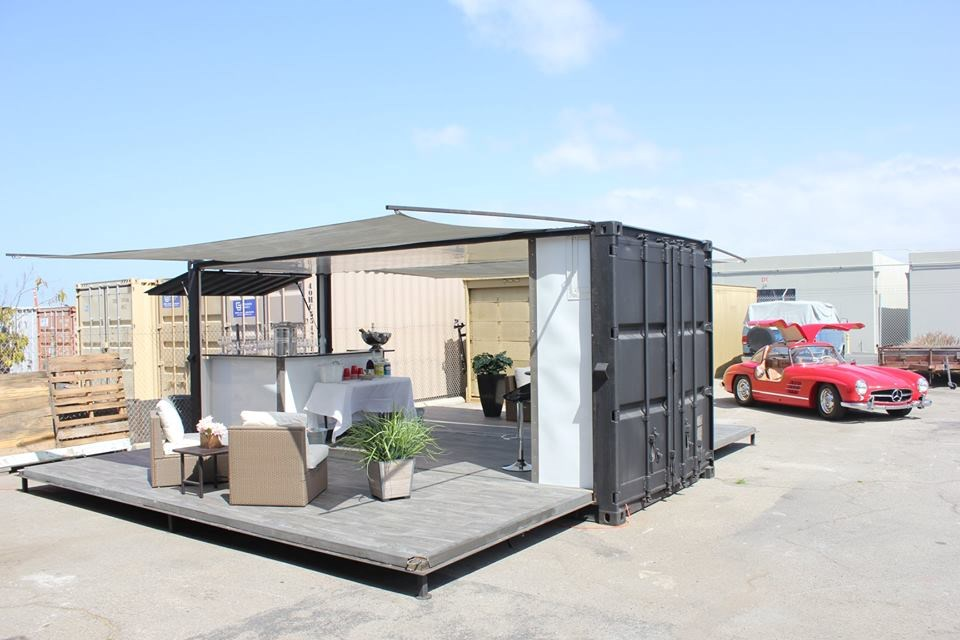 Shipping Container Venue