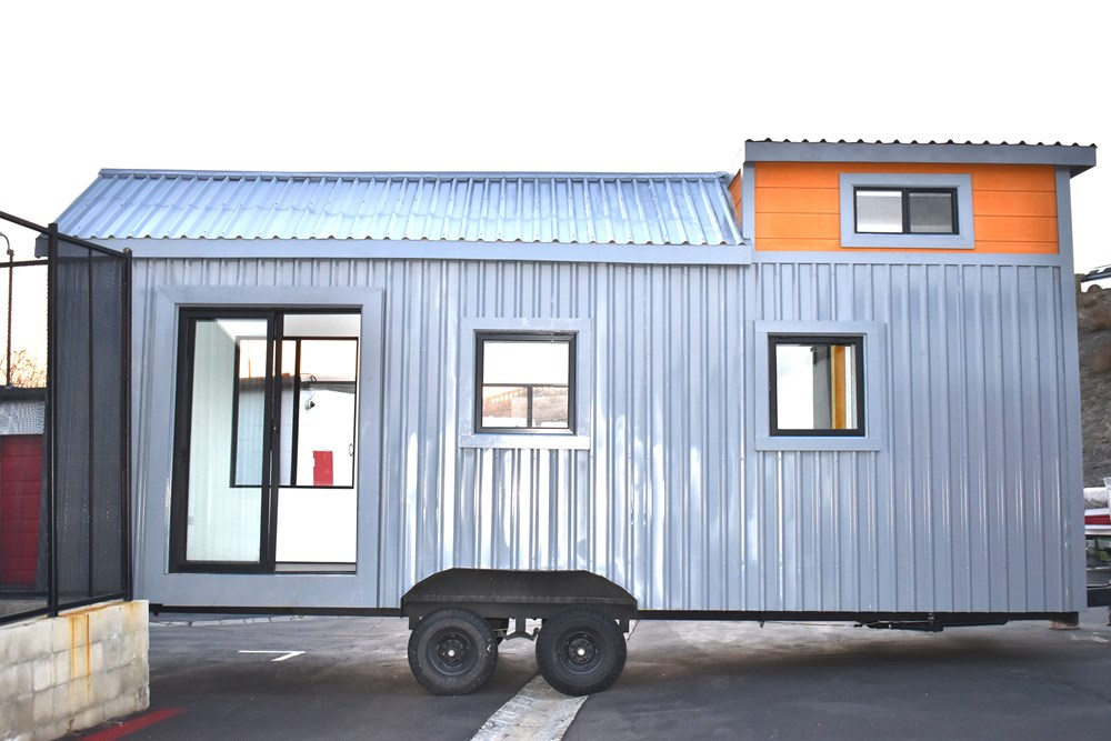 Tiny House For Sale Modern Container 290 Sq Ft Tiny Home