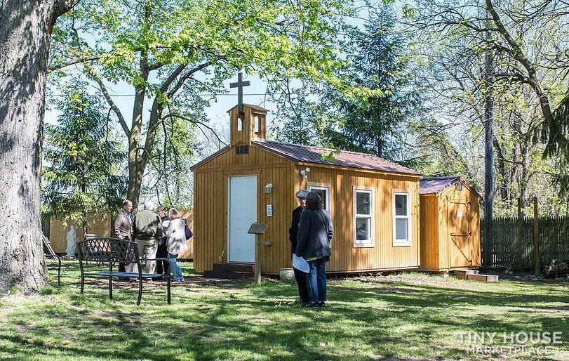 Spacious Tiny House/Chapel Delivered to YOU