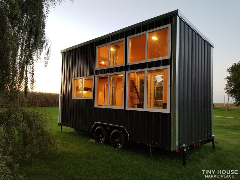 Spartacus Tiny Houses - Modern Off-Grid Living