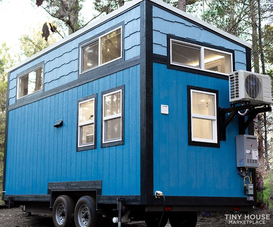 The Bluejay - Built by real tiny dwellers