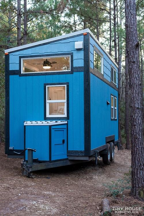 The Bluejay - Built by real tiny dwellers 2
