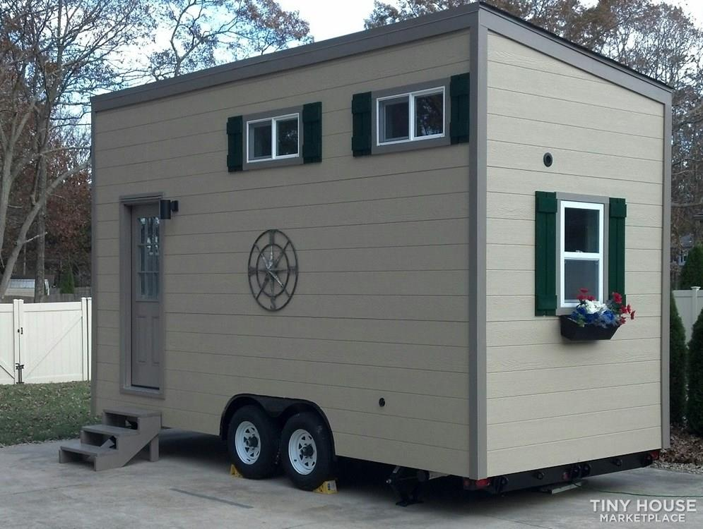 The Inspiration, A New Tiny Home