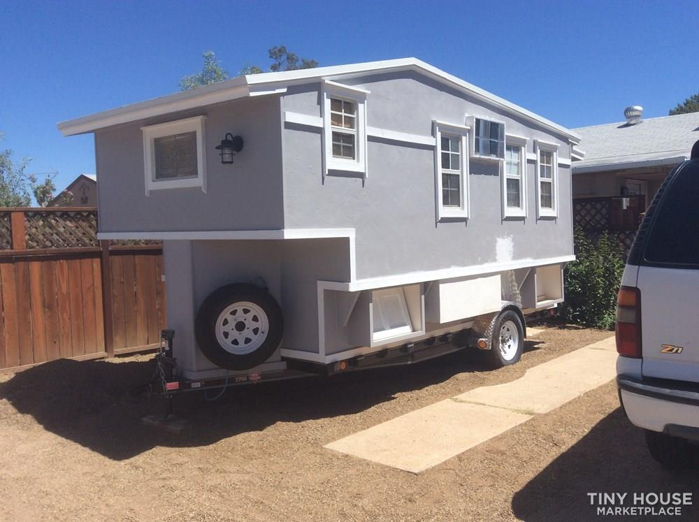 THE PERFECT TINY HOUSE FOR THE SINGLE PERSON OR GUEST