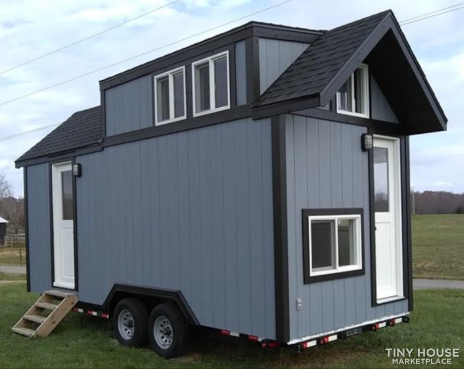 The Pura Vida tiny home on wheels