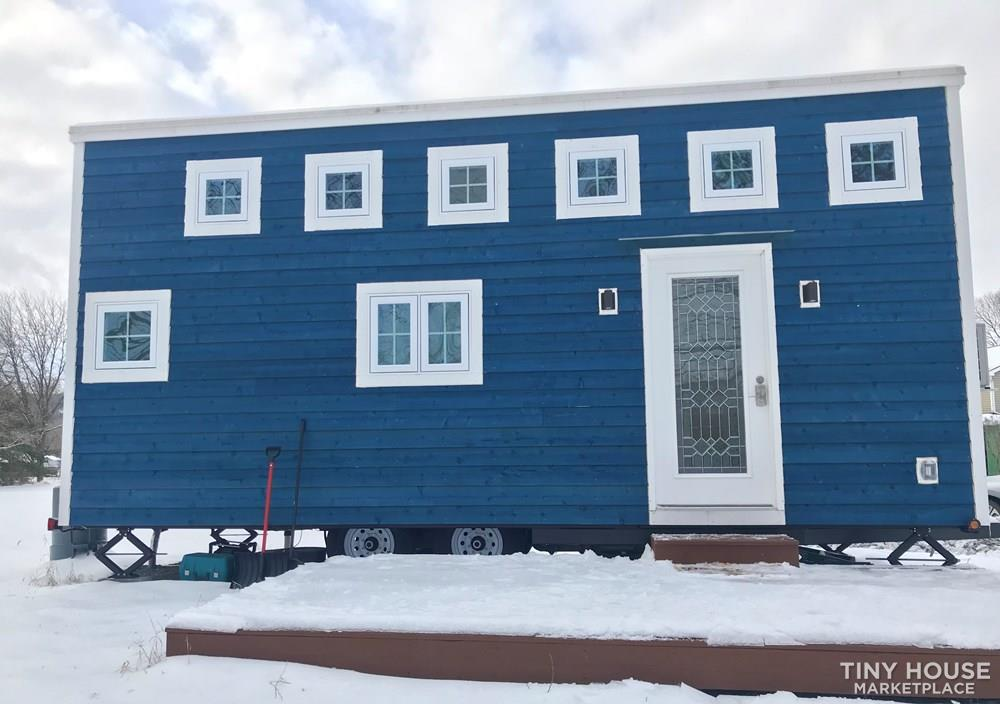Beautiful craftsman tiny house for sale