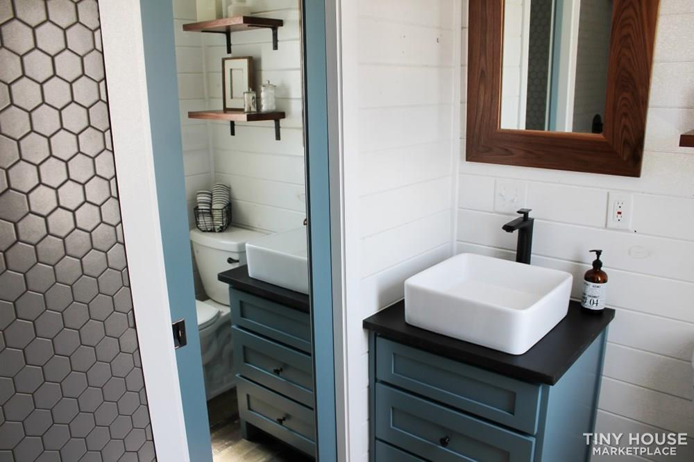 The Zion Park Model Tiny House - Mustard Seed Edition 7