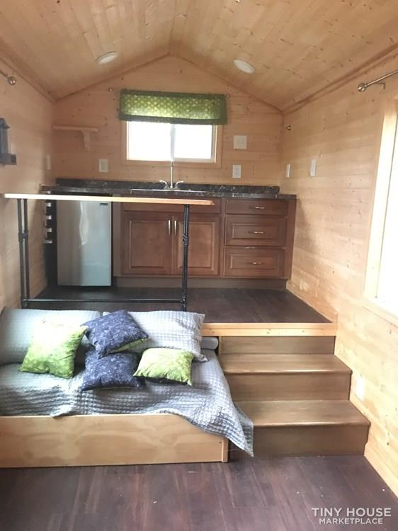 Tiny House For Sale Tiny Home 20x8 Very Nice Finished