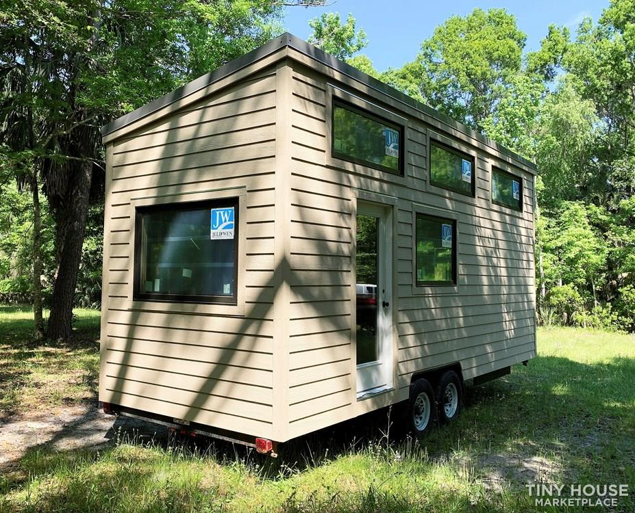 Tiny Home Builders Design - The Element 24 3