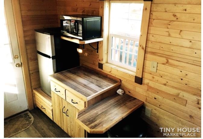 Tiny home built in 2016 2