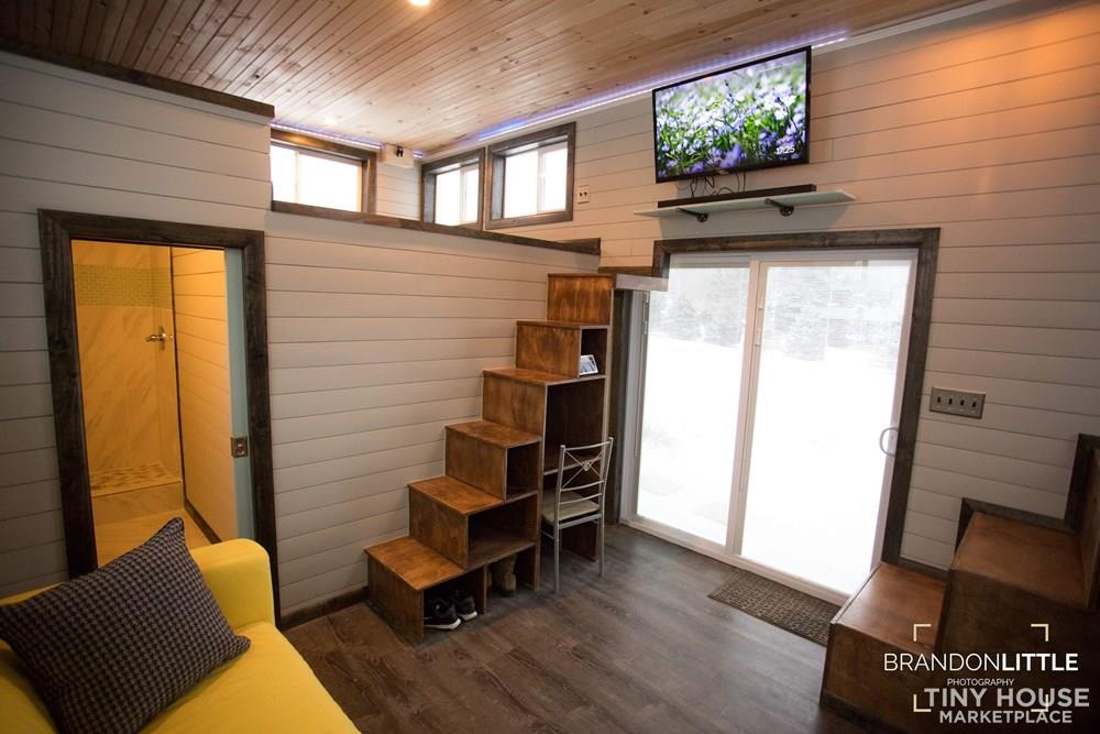 Tiny Home/Cabin by Journey Tiny Homes