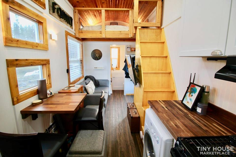 Tiny House For Sale Tiny House 2017 Model Rvia Certified
