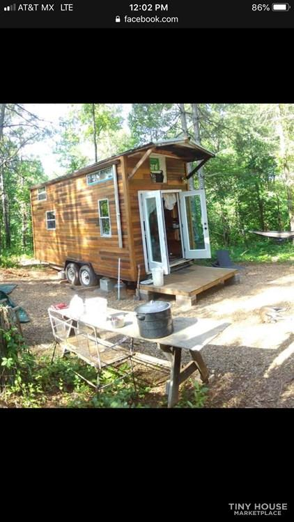 Tiny House For Sale!