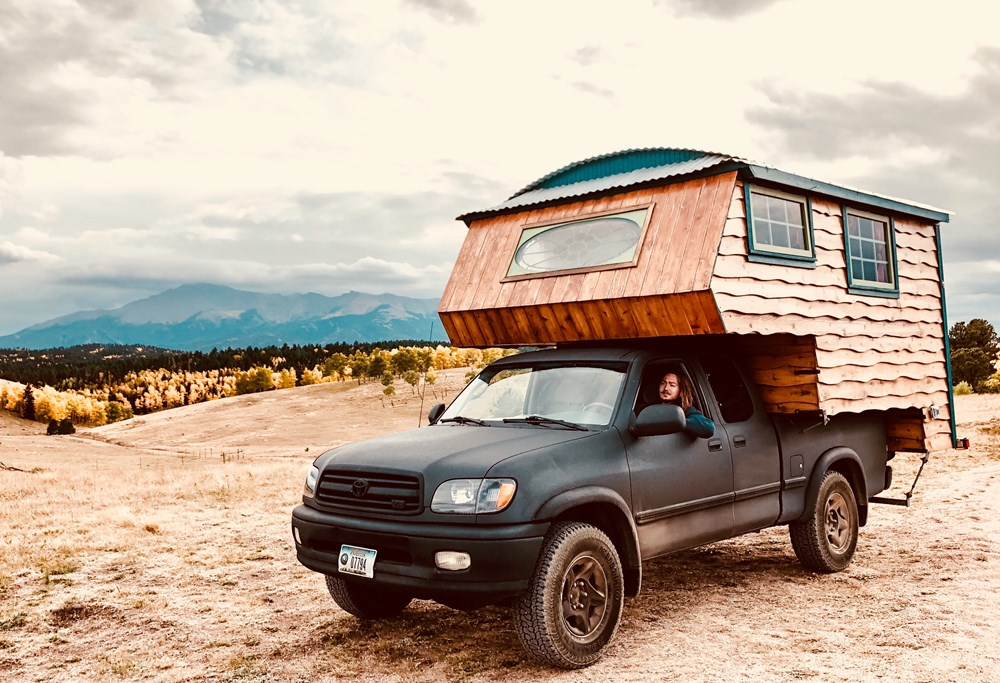 Tiny House / Happy Camper