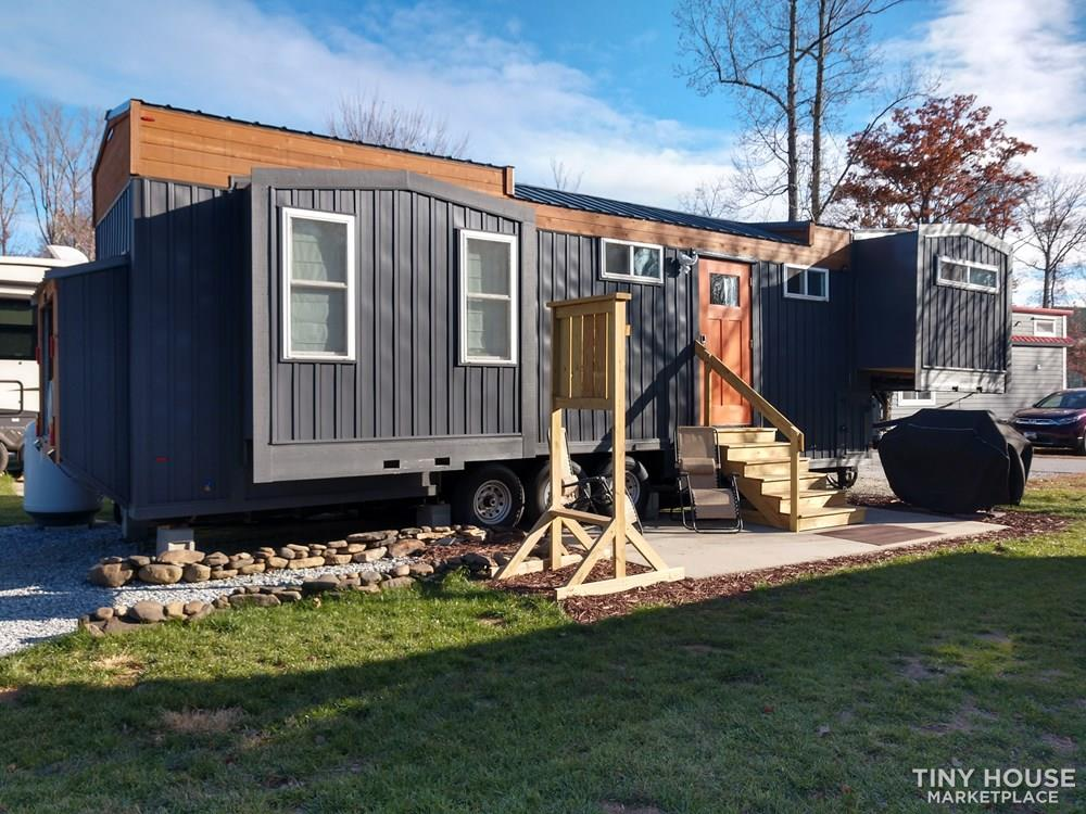 Tiny house in gated family friendly approved tiny house community 1