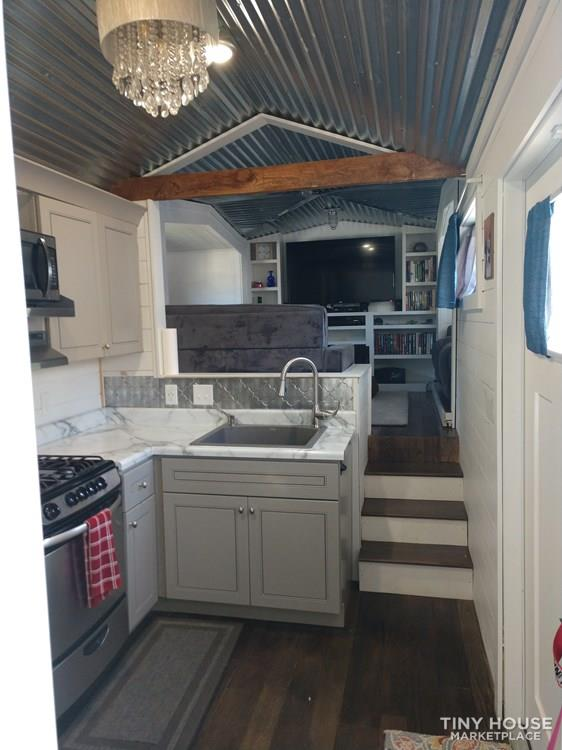 Tiny house in gated family friendly approved tiny house community 4