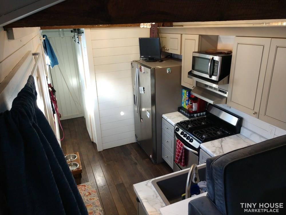 Tiny house in gated family friendly approved tiny house community 9
