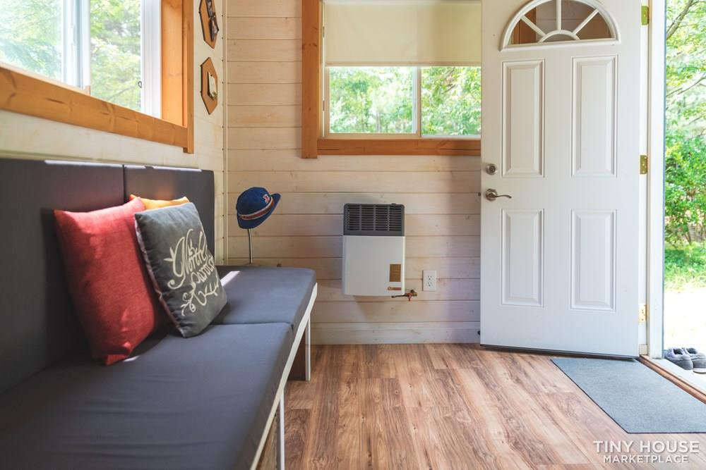 Tiny House in Raleigh NC 11