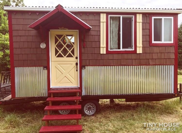 Tiny House - No Loft Design