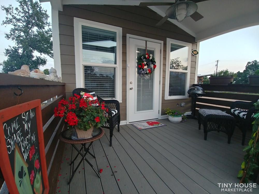 Tiny House For Sale Upscale Clayton Park Model In Austin