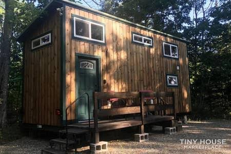 Woodland Off Grid Tiny for Sale