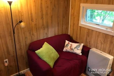 Woodland Off Grid Tiny for Sale  3