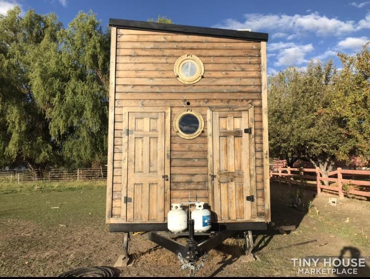 YOU WONT FIND A BETTER DEAL FOR A COMPLETED TINY HOUSE OF THIS SIZE 3