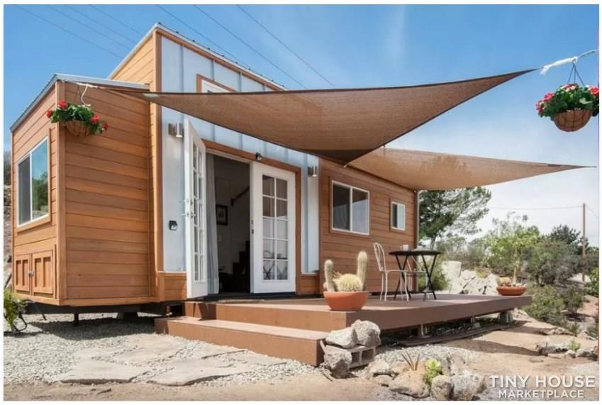 Zen Tiny Home 1