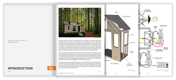 learn how to build your own tiny house!