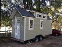 Tiny House Plans, Built by Others 1