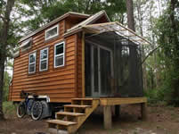 Tiny House Plans, Built by Others 5