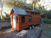 Tiny House Plans, Built by Others 7