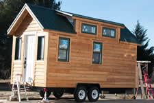 Tiny House Plans, Built by Others 8