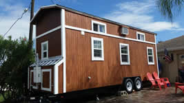 Tiny House Plans, Built by Others 9